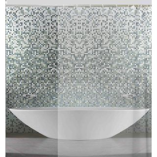 RT Designers Collection PEVA 5 Gauge 70 x 72 in. Shower Curtain Liner