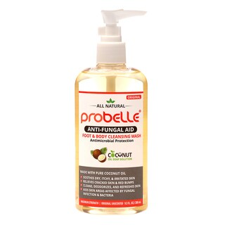 Probelle Natural Anti-Fungal Aid 9.5-ounce Foot & Body Cleansing Wash