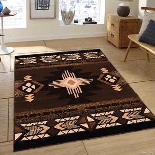 Allstar Woven Native American Rug