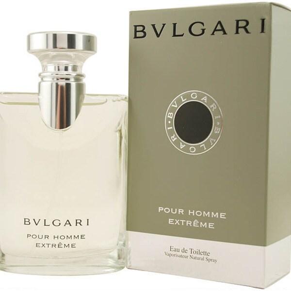 1c8be7ad0d41 Shop Floral Bvlgari Extreme Men s 3.4-ounce Eau de Toilette Spray - Free  Shipping Today - Overstock.com - 1690269
