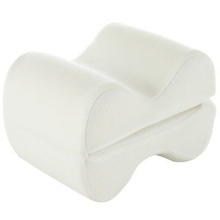 Cheer Collection Multi-Position Foldable Memory Foam Leg Spacer and Knee Pillow