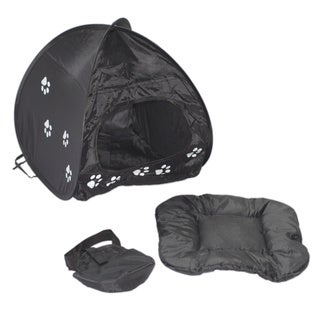 Purrrfect Life Collapsible Cat Bed and Tent
