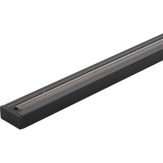 LED Track Collection Black Track Lighting Accessory