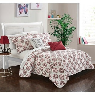 Chic Home Kammi 9-Piece Reversible Quilt Bed in a Bag