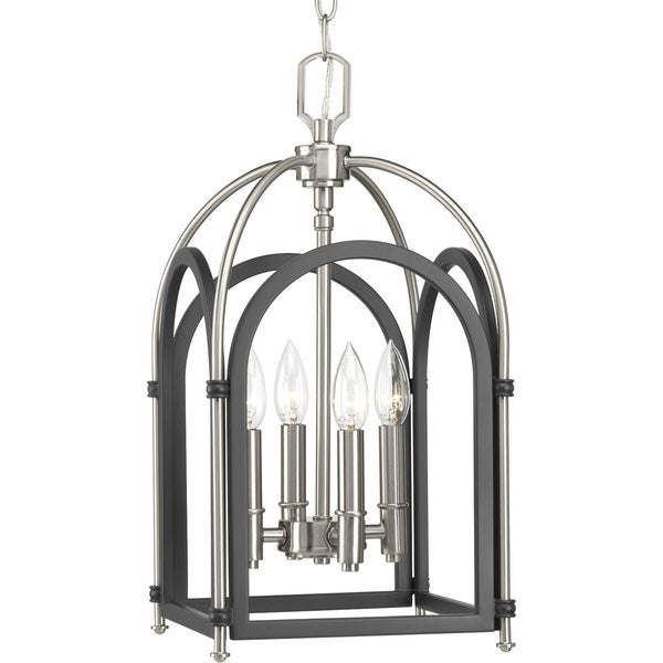 Westfall Collection 4-Light Graphite Pendant