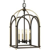 Westfall Collection 4-Light Antique Bronze Pendant