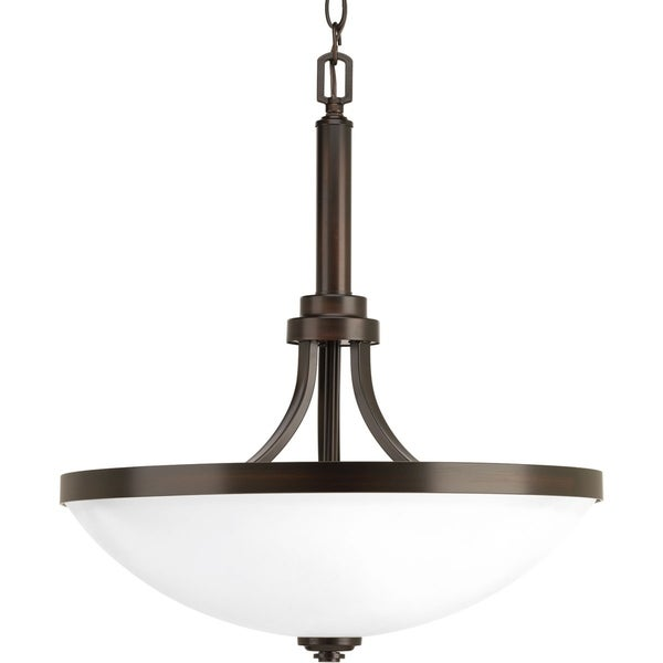 Topsail Collection 3-Light Antique Bronze Pendant