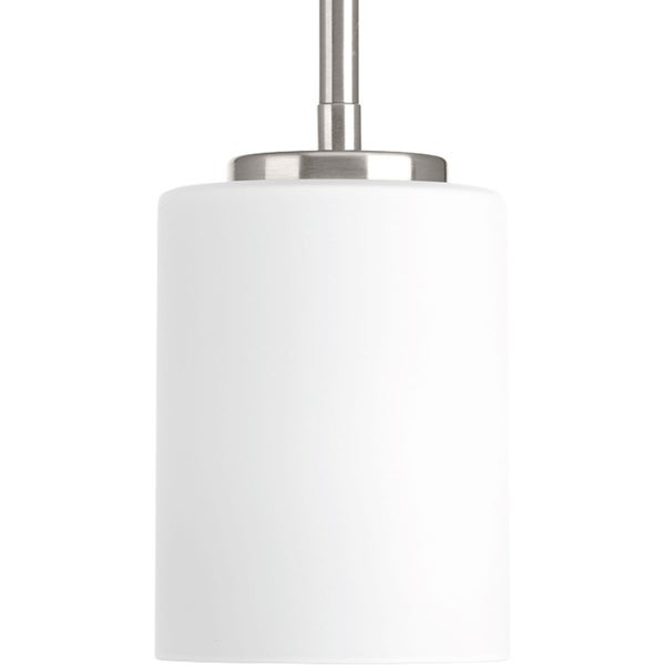 Replay Collection 3-Light Brushed Nickel Pendant