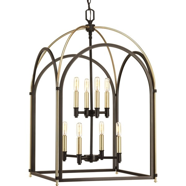 Westfall Collection 8-Light Antique Bronze Pendant