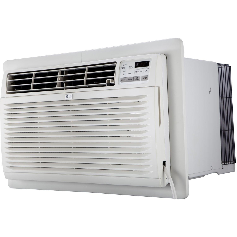 LG 11,200 BTU 230-Volt Through-the-Wall Air Conditioner w...
