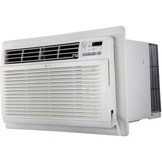 LG LT1236CER 10,000 BTU 220V Thru-the-Wall Air Conditioner (Refurbished) - White
