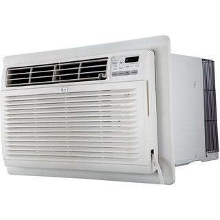 LG LT1236CER 10,000 BTU 220V Thru-the-Wall Air Conditioner (Refurbished) - White