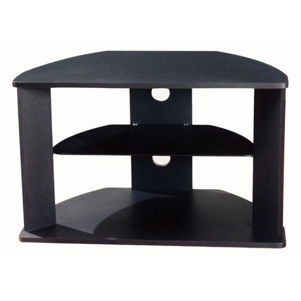 Corner Tv Stand Black Free Shipping Today 16914503