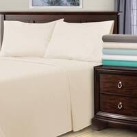 Superior 1800 Thread Count Deep Pocket Cotton Blend Sheet Set