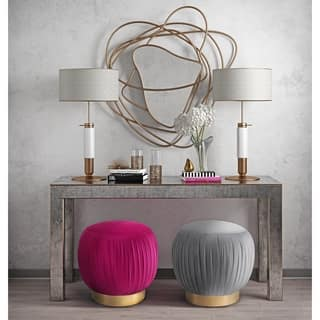 Cocktail Ottoman For Less Overstock Com