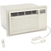 LG LT1036HNR 10,000 BTU 220V Thru-the-Wall Air Conditioner with Heat (Refurbished) - White