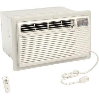 LG LT1036HNR 10,000 BTU 220V Thru-the-Wall Air Conditioner with Heat (Refurbished) - White