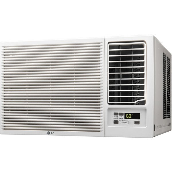 LG LW1816HR  18,000 BTU 220V Window Air Conditioner with Heat (Refurbished)