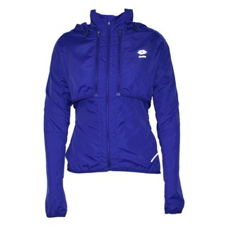 Lotto Women Jacket Performance Fleece Hoodie for Sports, Gym, Running