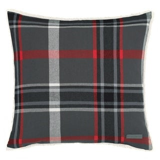 Eddie Bauer Winslow Plaid Throw Pillow