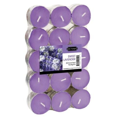 Sweet Lavender Tealights