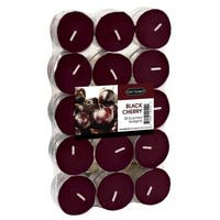 Black Cherry Tealights
