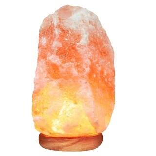 Himalayan Glow Natural Crystal Salt Lamp 3-5 lbs