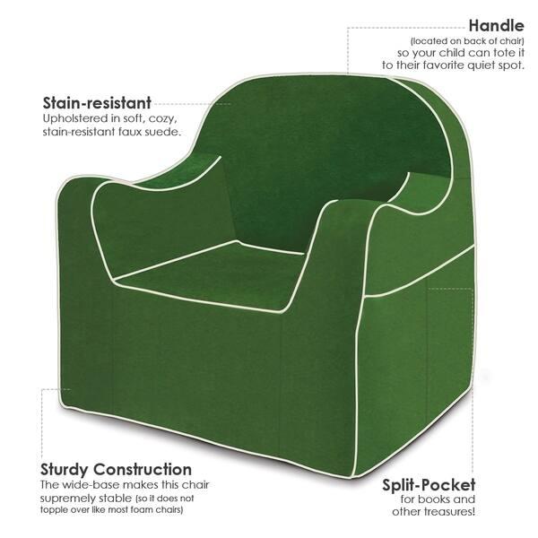 Awesome Shop Pkolino Large Reader Chair Free Shipping Today Creativecarmelina Interior Chair Design Creativecarmelinacom