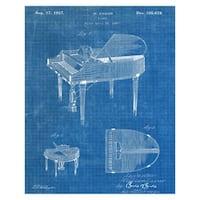 Empire Art - Baby Grand Piano
