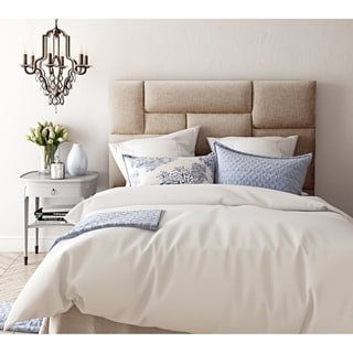 Connor Beige Bed in King