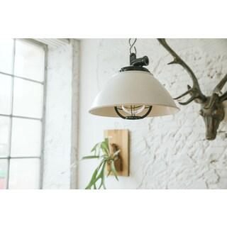 Sunbury White Pendant Light