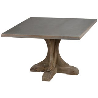 Thayne Ash-finished Wood Breakfast Table
