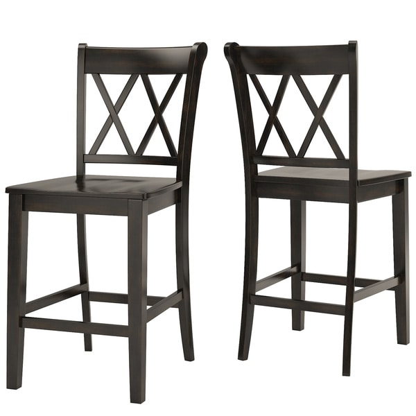 Terrific Buy Black Counter Bar Stools Online At Overstock Our Uwap Interior Chair Design Uwaporg