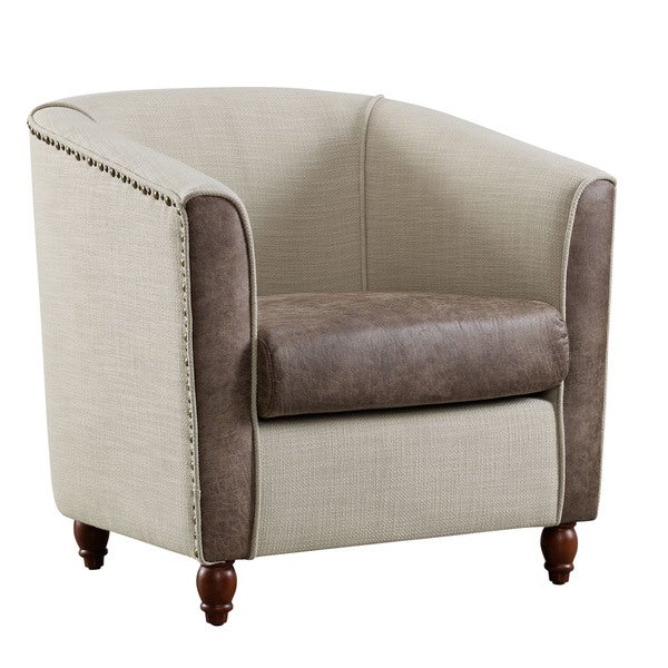 Shop Millie Barrel Chair Free Shipping Today Overstock