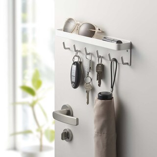 SMART - MAGNETIC KEY RACK WITH TRAY
