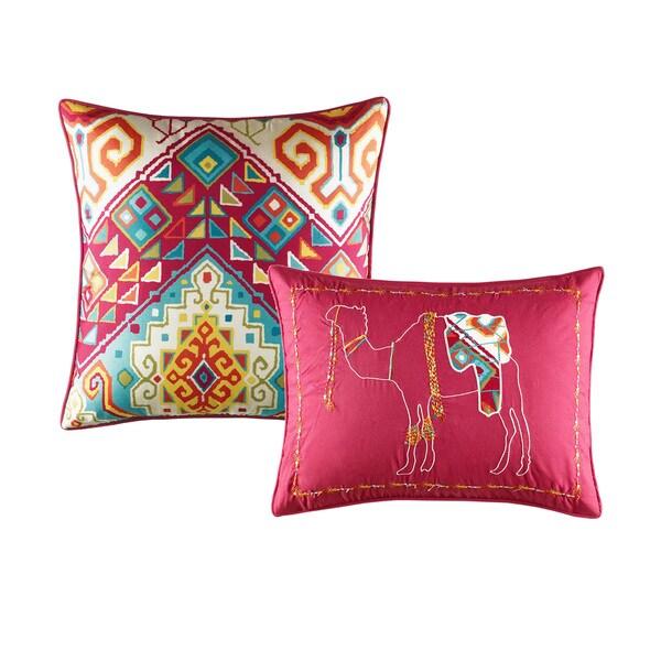 Shop Azalea Skye Moroccan Nights Throw Pillow Set Free
