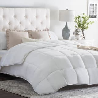 WEEKENDER Quilted Down Alternative Hotel-Style Comforter https://ak1.ostkcdn.com/images/products/16917215/P23208864.jpg?impolicy=medium
