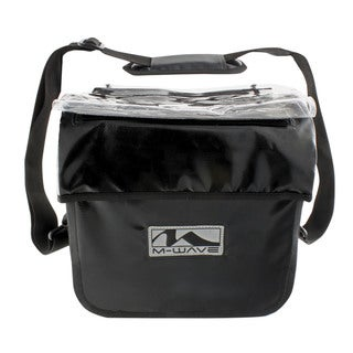 Ventura Canada Pro Black Nylon Waterproof Handlebar Bag