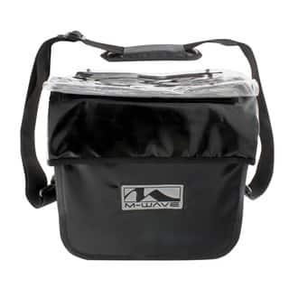 Ventura Canada Pro Black Nylon Waterproof Handlebar Bag|https://ak1.ostkcdn.com/images/products/16917242/P23208892.jpg?impolicy=medium