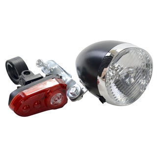 Ocean City Cruisers Vintage Head Light/Tail Light Set