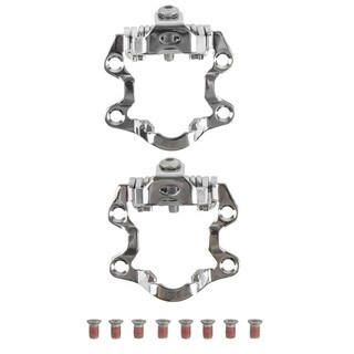Exustar E-E mm276 SPD-Compatible Clipless System for E-PM820-2 BMX/MTB Pedal