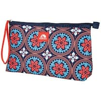 Igloo Lunch Clutch Road to Marrakech Red/Blue