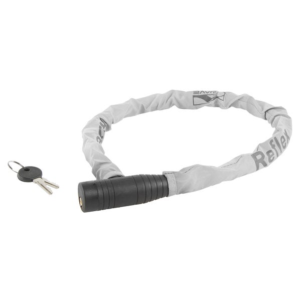 Ventura 15.8 Automatic Cable Lock with Reflective Cover