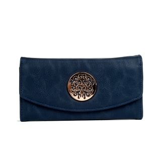 Xehar Womens Snap Closure Wallet