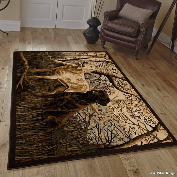 Allstar Berber Rustic Outdoor Animal Collection Rug. Opens flyout.
