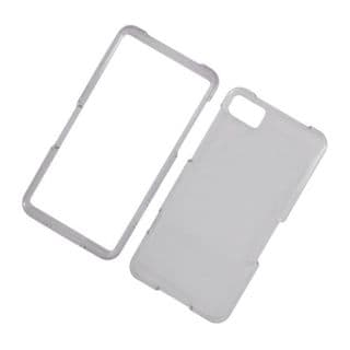 Insten Clear Hard Snap-on Case Cover For BlackBerry Z10