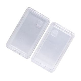 Insten Clear Hard Snap-on Case Cover For LG 840G
