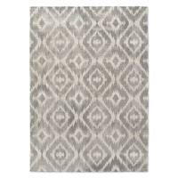 Kavka Designs Omari Gray Grey Area Rug (8'X10') - 8' x 10'