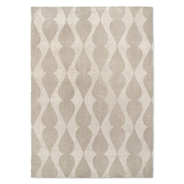 Kavka Designs Edessa Ivory Area Rug - 3' x 5' - Free Shipping Today on