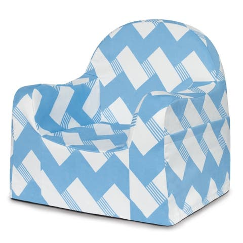 P'kolino Chevron Slip Cover Little Reader